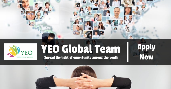 YEO Global team